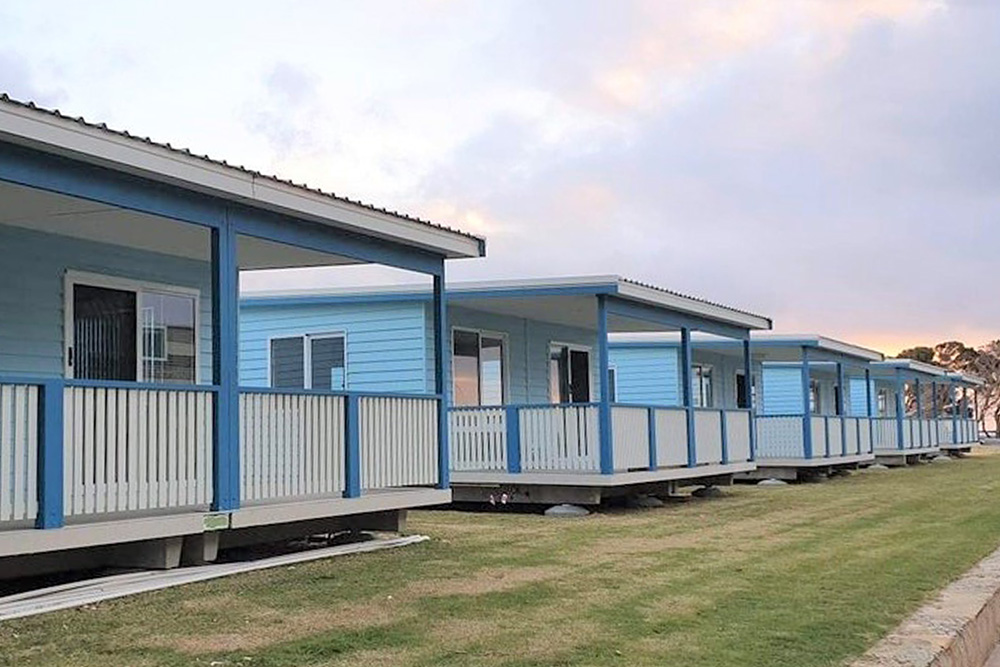 Lancelin Cabin Accommodation